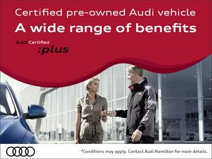 Audi Certified:plus benefits