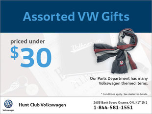 Get Assorted VW Gifts Under $30!