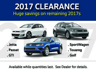 2017 Clearance