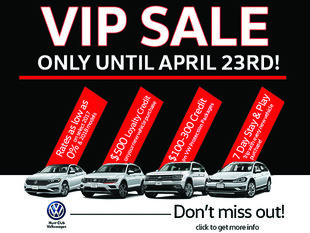 Hunt Club VW Trade-In Event