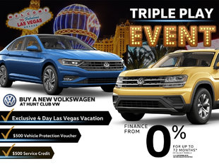 Thank You Hunt Club Volkswagen - Vw car show las vegas