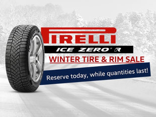 Winter Tire & Rim Sale