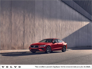 Rabais Volvo S60 2019