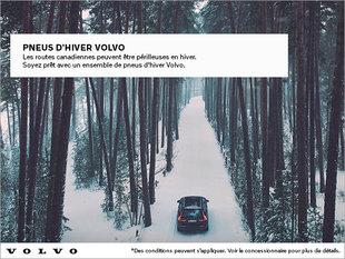 Pneus d'hiver Volvo