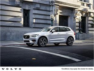 Volvo XC60 promotion