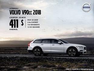Rabais Volvo V90 Cross Country - Juin 2019