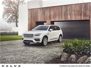 Volvo XC90 hybrid Promotion