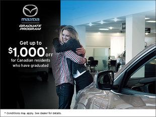 Mazda Grad Program