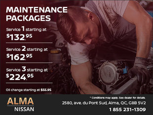Maintenance Packages
