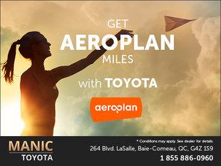 Aeroplan Miles