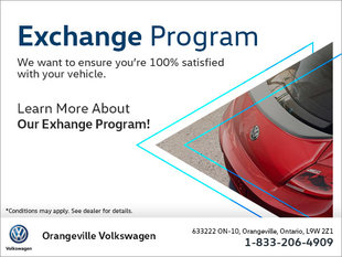 Orangeville 30-Day Exchange Program