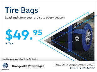 Get Volkswagen Tire Bags for $49.95!