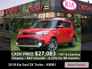 Kia Soul Offer