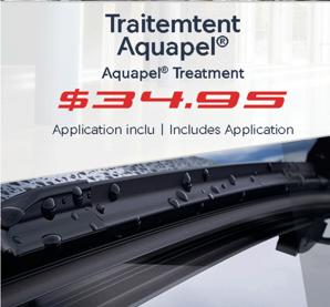 PROMOTION Aquapel