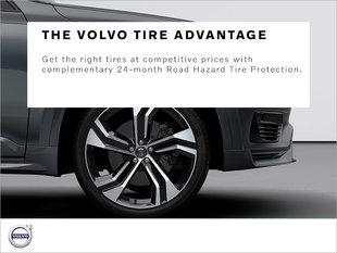 The Volvo Tire Advantage