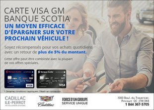 Carte Visa banque Scotia