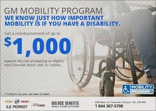 GM Mobility Program