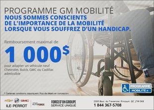 Programme mobilité GM