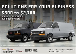 Extra Rebates for Business Owners!