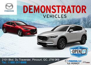 Demonstrator Vehicles