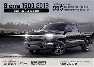 Sierra 1500 2018