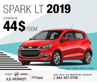 La Spark 2019 : Nouvellement redessinée