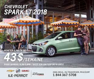 La Spark 2018 : La petite voiture ambitieuse
