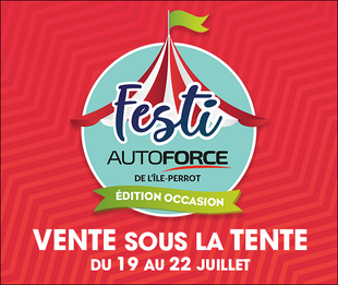 Festi Autoforce - Édition Occasion