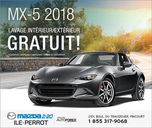 MX-5 2018