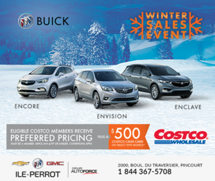Winter Sales Event - COSTCO