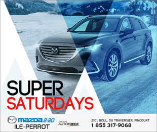 AutoForce Super Saturdays