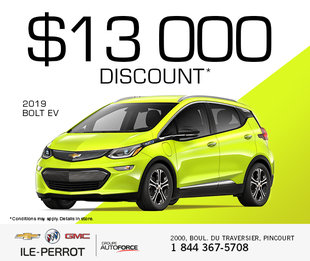 Electric discount!