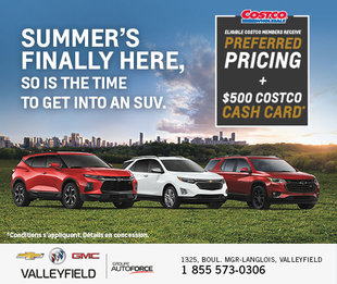 Costco - Preferred pricing Chevrolet