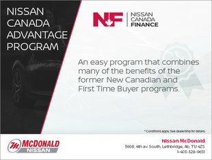 Nissan Advantage Program