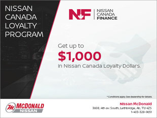 Nissan Loyalty Program