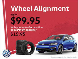Wheel Alignment Promotions