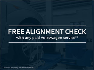 Get a Free Alignment Check!
