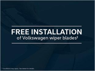 Get Volkswagen Wiper Blades Installed for Free!