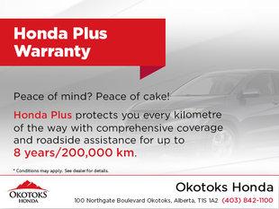 Honda Plus Warranty