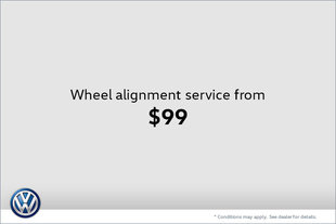 Wheel Alignment Service from $99