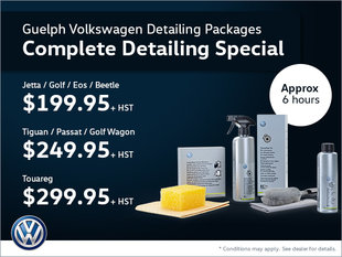 Take Advantage of Our Detailing Packages!