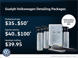 Detailing Packages for Your Vehicle!