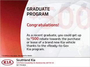 $500 Grad Program