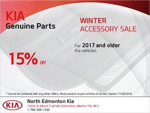 Winter Accessory Sale