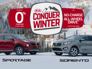 NEK - The Kia Conquer Winter Event