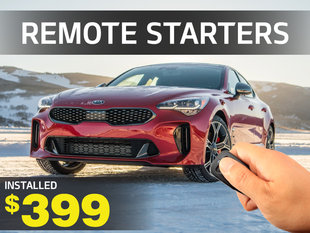 Remote Start - $399 Installed