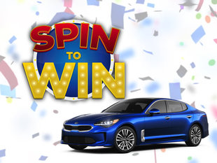 Spin to Win - NOW ON