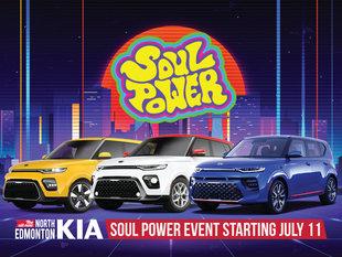 Soul Power Event