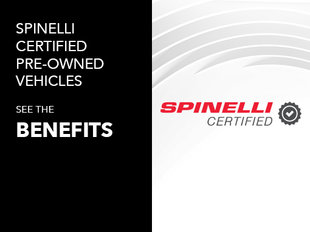 Spinelli Certified Pre-Owned Vehicles