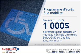 Programme de mobilité
